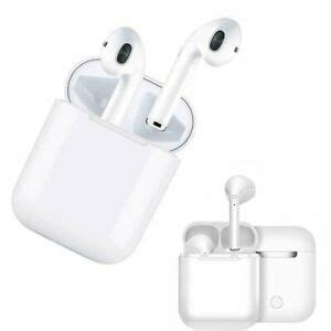 wireless bluetooth headphones earbuds  apple iphone    xr xs charger case  ebay
