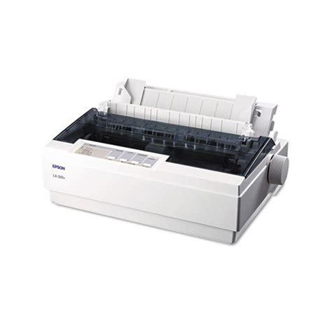 Printer Epson Lx 300 Terbaru epson lx 300ii dot matrix printer epsc11c640001