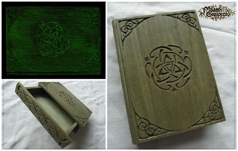 enchanting books enchanted book box by massogeppetto on deviantart