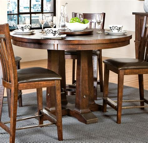 intercon furniture hayden 54 quot gathering table with