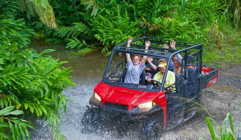 Waipio Ride The Rim ATV Tours   Hawaii.com