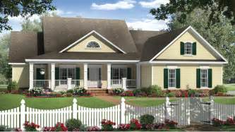 Two Story Country House Plans One Story Country House Plans Magruderhouse Magruderhouse