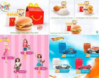 Mainan Tom N Jerry Happy Meal ini dia harga menu happy meal mcdonald terbaru wpn may
