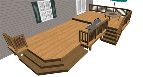 Low Elevation Deck Designs Baltimore Annapolis Md Dc Va Deck Building Designs And Plans Ideas