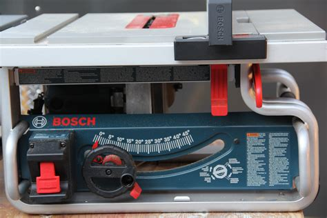 Dewalt Vs Bosch Compact Table Saw Comparison