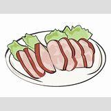 Cartoon Cooked Turkey | 640 x 480 jpeg 112kB