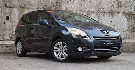 peugeot car price philippines review 2014 peugeot 5008 2 0 hdi philippine car