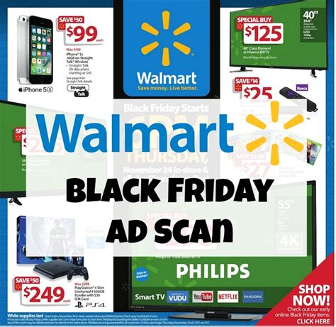 printable version of walmart black friday ad kohls black friday preview mega deals and coupons