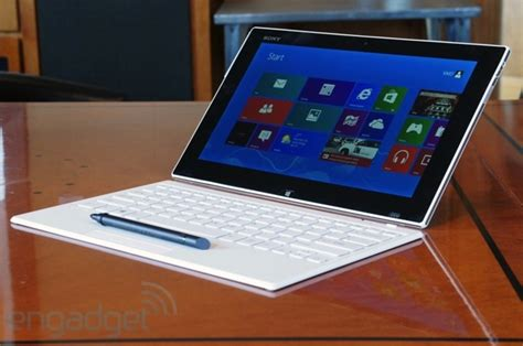Sony Vaio Tablet Pc Windows 8 sony vaio tap 11 la primera tablet con windows 8 de la