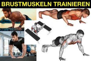 zuhause ohne geräte trainieren foto 220 bungen zum brustmuskeln trainieren ohne ger 228 te