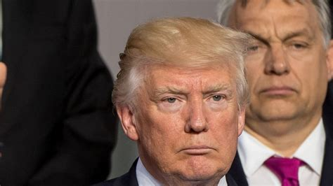 Detiknews Donald Trump   trump minta anggota nato penuhi kewajiban