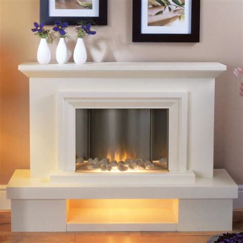 Fireplace Suites Uk by Flamerite Milan Electric Fireplace Suite Flames Co Uk