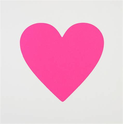 pink hearts pink print at made by