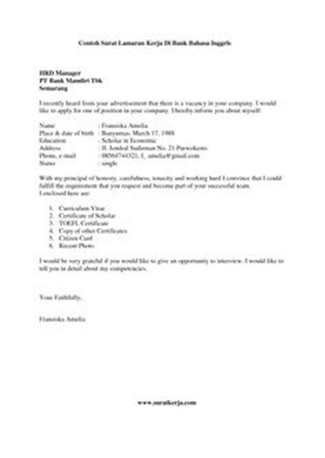 7 surat lamaran kerja akuntansi dalam bahasa inggris contoh lamaran