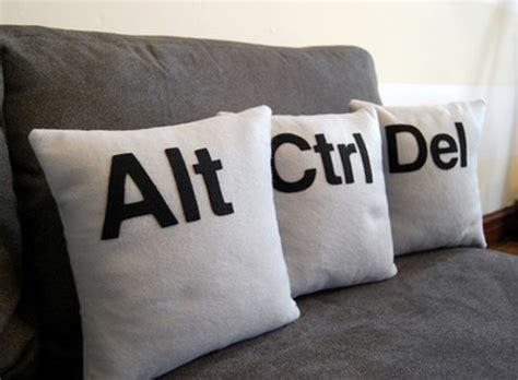 Interesting Pillows by Cool Cushions