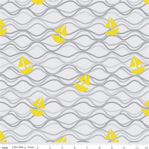 New Quilt Fabric by Maritime Modern Quilt Fabric By The Yard Ebay