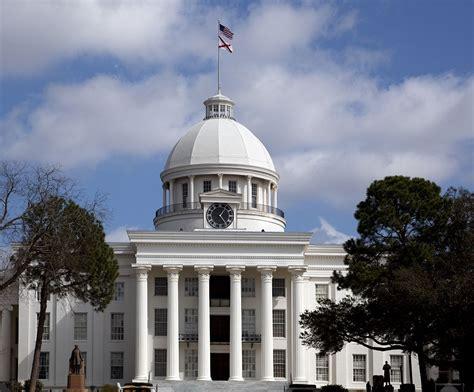 Montgomery Alabama Records Capitol Building Montgomery Alabama