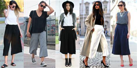 kulot rok celana wanita ii spesial akhir tahun sejarah si retro celana kulot money id