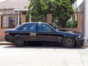 Mercedes W202 Mercedes W202 Turbo Shadowline Benztuning