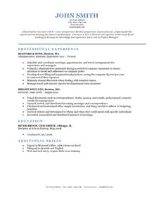 A Resume Template by Expert Preferred Resume Templates Resume Genius