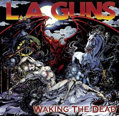 album la guns l a guns waking the dead reviews