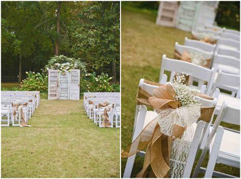 diy classy rustic wedding ideas country chic wedding decor diy decoratingspecial com