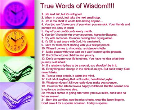 Brief Words Of Wisdom 10 Inspiring Words Of Wisdom To Live By Diply