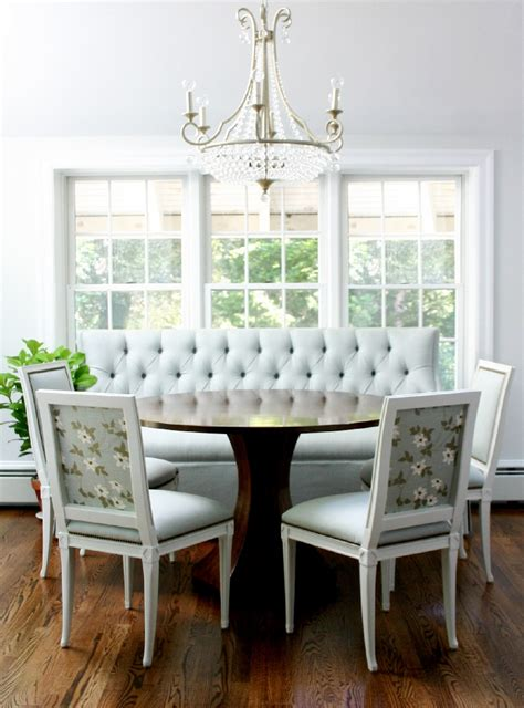 Upholstered Breakfast Nook by Upholstered Corner Banquette Best Images Collections Hd