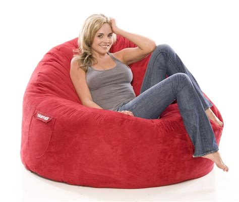 sumo beanbag sumo sway beanbags are comfy yanko design