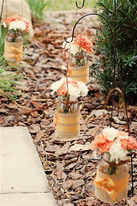 Jar Decorations For Bridal Shower by 134 Best Images About Wedding Shower Centerpieces In