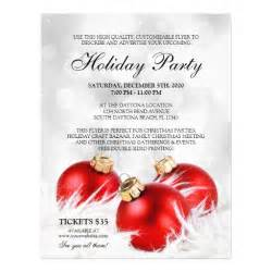 business christmas flyers holiday party flyer zazzle