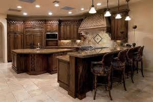bar kitchen cabinets 37 gorgeous kitchen islands with breakfast bars pictures