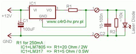 dioda ir jak działa dioda laserowa jak połączyć elektroda pl