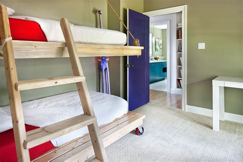 Decoist Bunk Beds Beds On Casters 15 Designs That Wheel In Style And Comfort