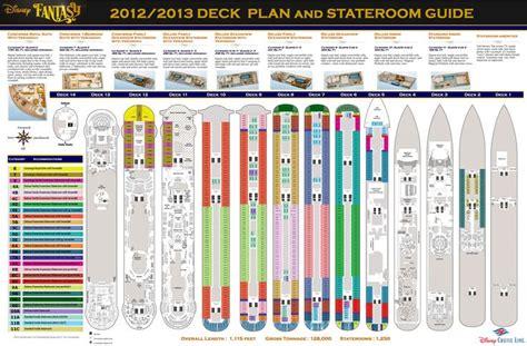 disney cruise floor plans pin by sharon bennett on disney pinterest