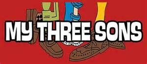 my tree my three sons theme song