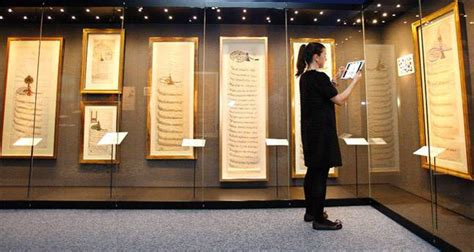 museum of picture book an extensive calligraphy and book arts collectıon at