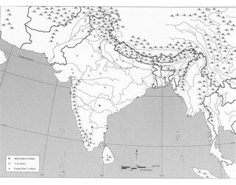 south east asia physical map quiz physical map south asia