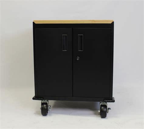 Two Door Black Modular Base Storage Cabinet 2 Door Storage Cabinet Black