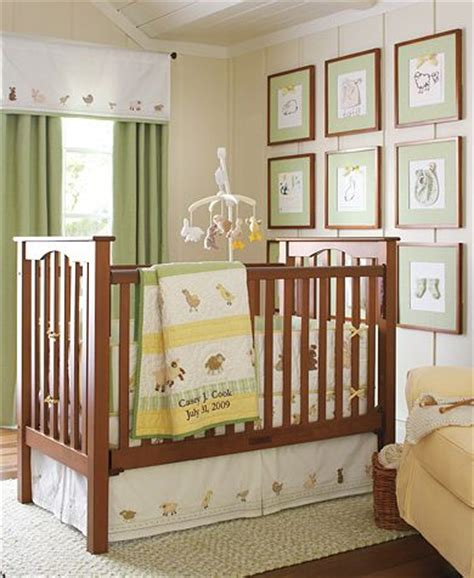 Green Nursery L by Gender Neutral Nursery Themes Babycenter