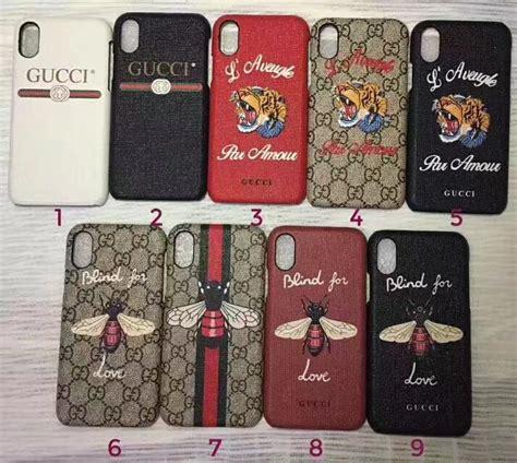 Casing Iphone X Gucci Inspirated Custom Hardcase Cover グッチ iphone8 ハードケース ウェビングライン gucci 蜂 アイフォン8ケース ジャケット型 ペアルック タイガー柄 可愛い