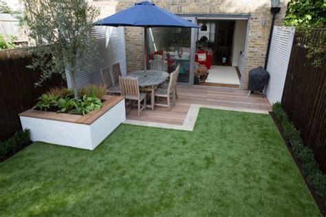 New Build Garden Design Ideas 28 Ideas Que Puedes Poner En Practica Si Tu Patio Es Pequeno 1 Curso De Organizacion