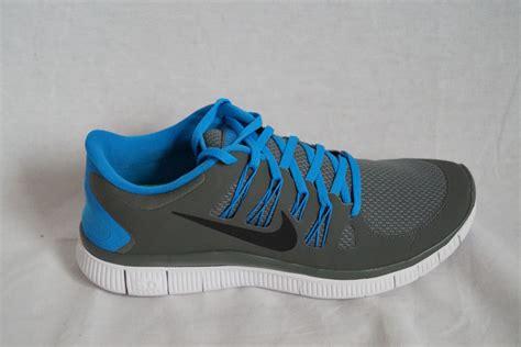 Nike Free 5 0 Blau 3666 by Allroundsport De