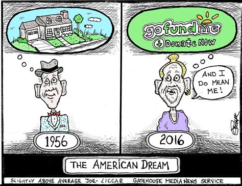 Creative Homes by Liccar Cartoon American Dream News Shelby Star