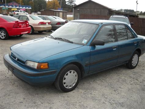 manual cars for sale 1994 mazda protege free book repair manuals object moved