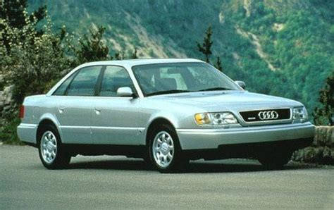 audi a6 service schedule maintenance schedule for 1995 audi a6 openbay