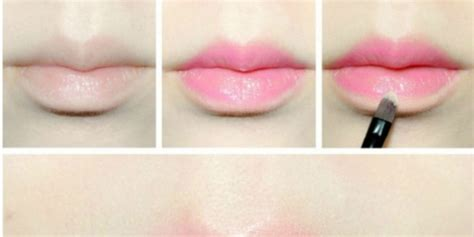 tutorial lipstik gradasi korea ombre lips gaya riasan unik ala korea dream co id