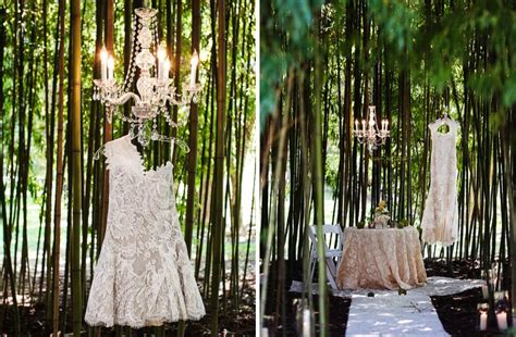 260515 in the forest hangs a beach wedding ideas lace lwd hangs in forest of bamboo