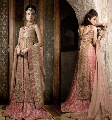 latest wedding lehengas trends 2014 006 life n fashion