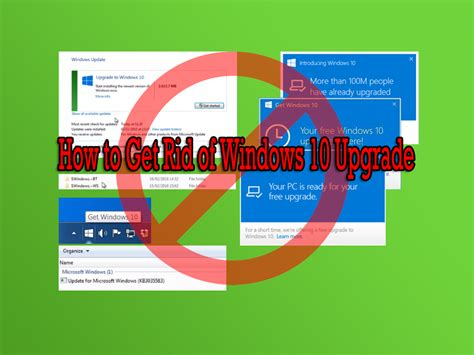windows 10 how do i get rid of bing microsoft community how to get rid of windows 10 upgrade